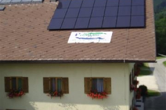 15 kWp Photovoltaikanlage Süd West