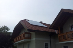 OSTWEST Photovoltaikanlage in Zell am Moos